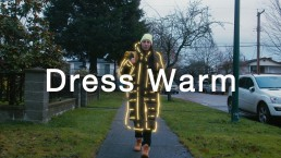 Dress warmly this winter